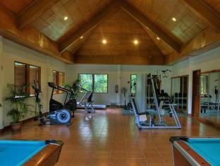 Alegre Beach Resort Cebu City - Fitness Room