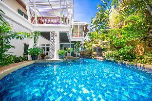 パラダイス プール ヴィラ パタヤ イン トロピカーナ ビレッジ Paradise Pool Villa Pattaya in Tropicana Village