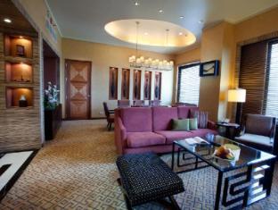 Cebu City Marriott Hotel Cebu City - Luxury Suite Living & Dining Room