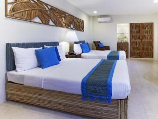 Bluewater Maribago Beach Resort Mactan Island - חדר שינה