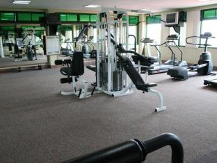 Grand Regal Hotel Davao Davao City - Fitnessruimte