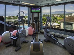 Marco Polo Davao Hotel Davao Stadt - Fitnessraum