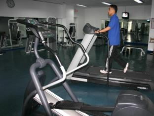 世纪公園酒店 馬尼拉 - 健身房