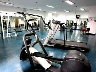 Century Park Hotel Manila - Fitness Salonu