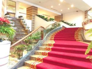 世纪公园酒店 马尼拉 - 阳台/露台
