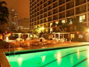Manila Pavilion Hotel & Casino Manila - Poolside