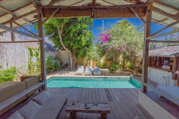 The Ultimate 5 Star Holiday Villa on Gili Trawangan with Private Pool and Fully Staffed, Villa Gili Lombok