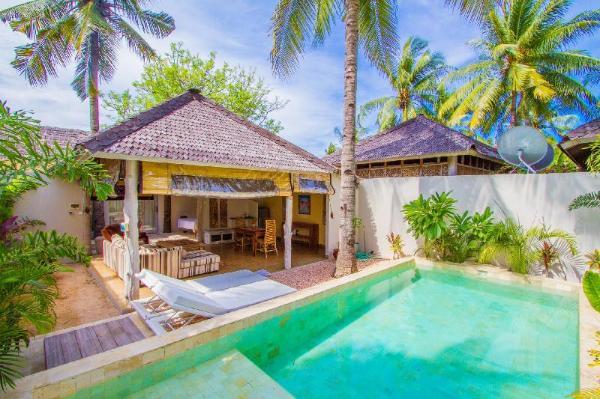 The Ultimate 5 Star Holiday Villa on Gili Trawangan with Private Pool, Gili T Villa 1135 Lombok
