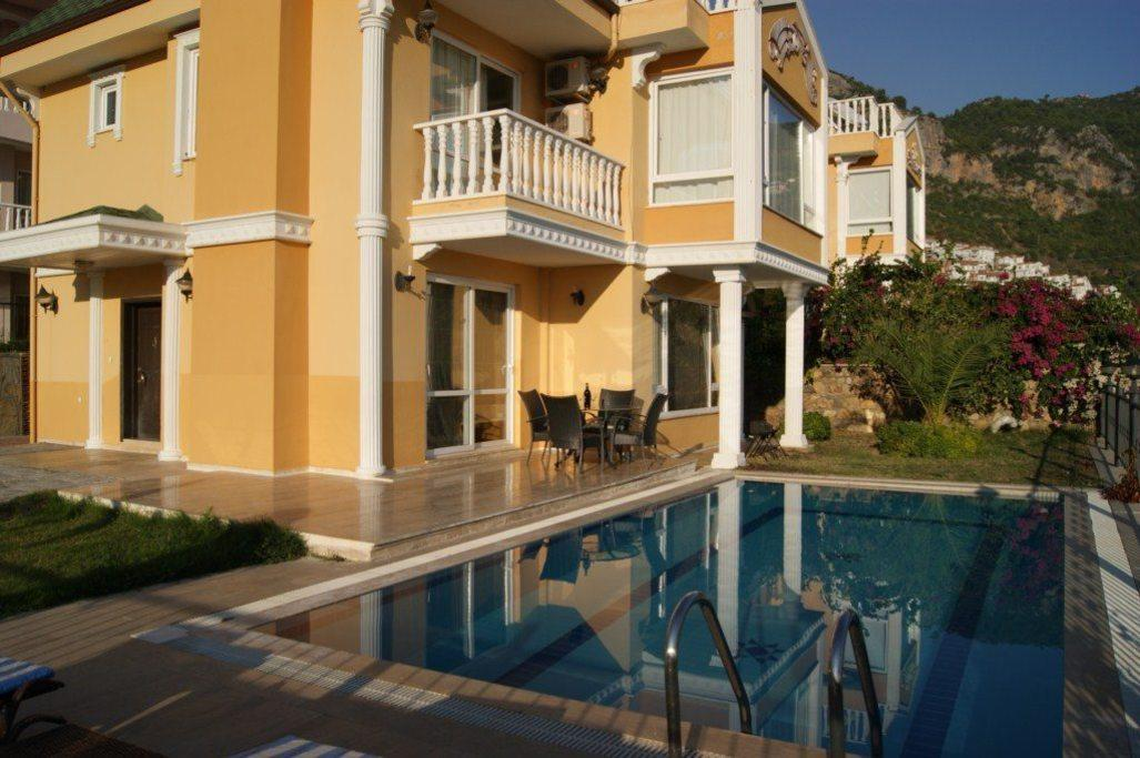 Imagine Renting Your Own 5 Star Private Villa With Majestic Views Of Alanya Castle Harbour And Sea