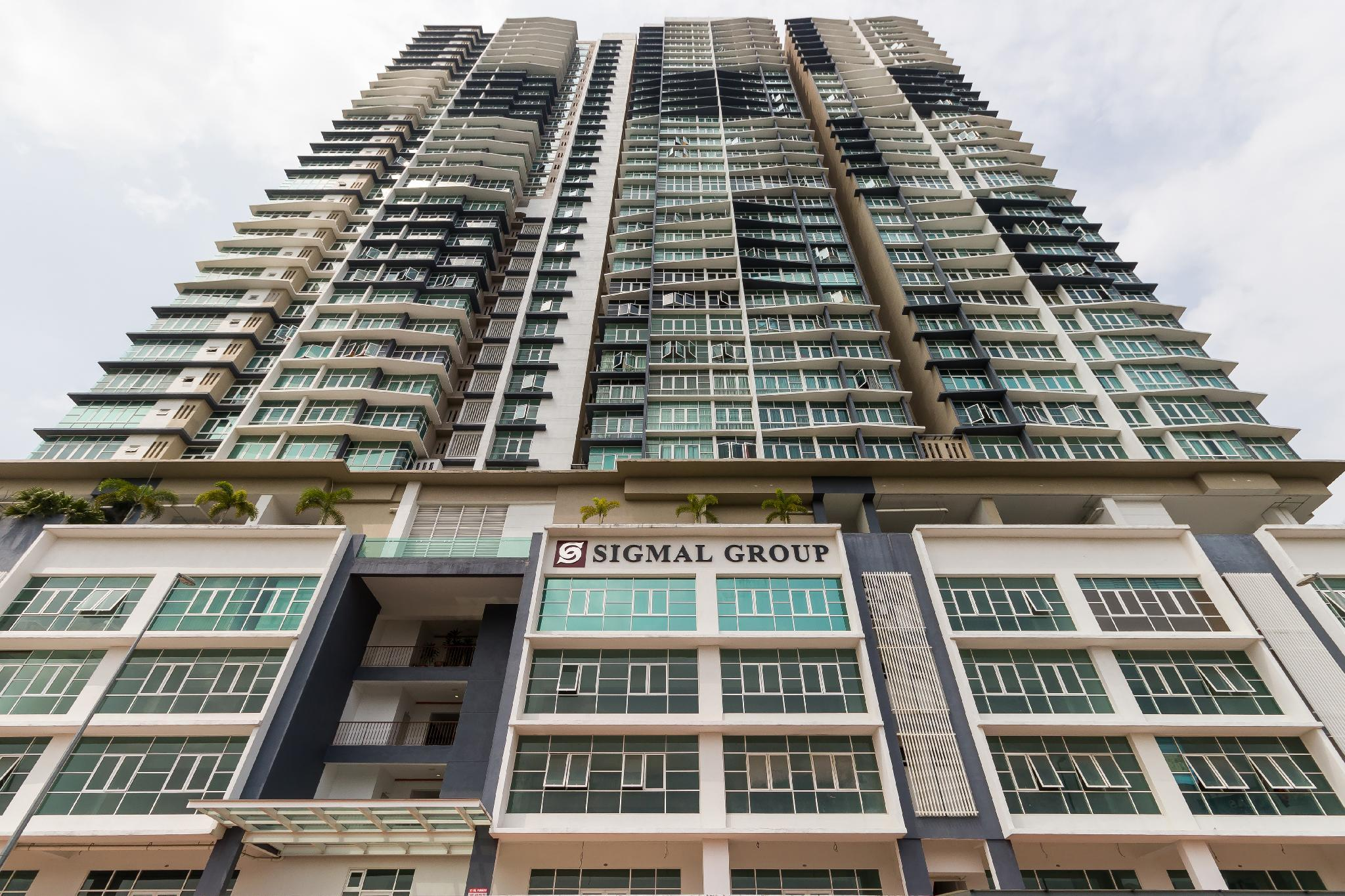 Boulevard Service Apartment At Jalan Kuching
