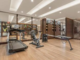 Edsa Shangri-La Manila Manila - Health Club's Exclusive Triathlon Training Space