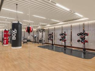Edsa Shangri-La Manila Manila - Health Club's Boxing and MMA Section