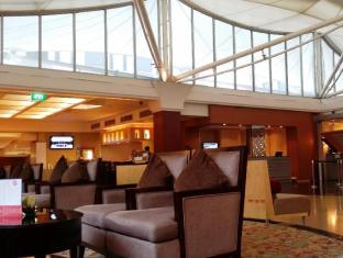 Peninsula Excelsior Hotel Singapur - Vestíbulo
