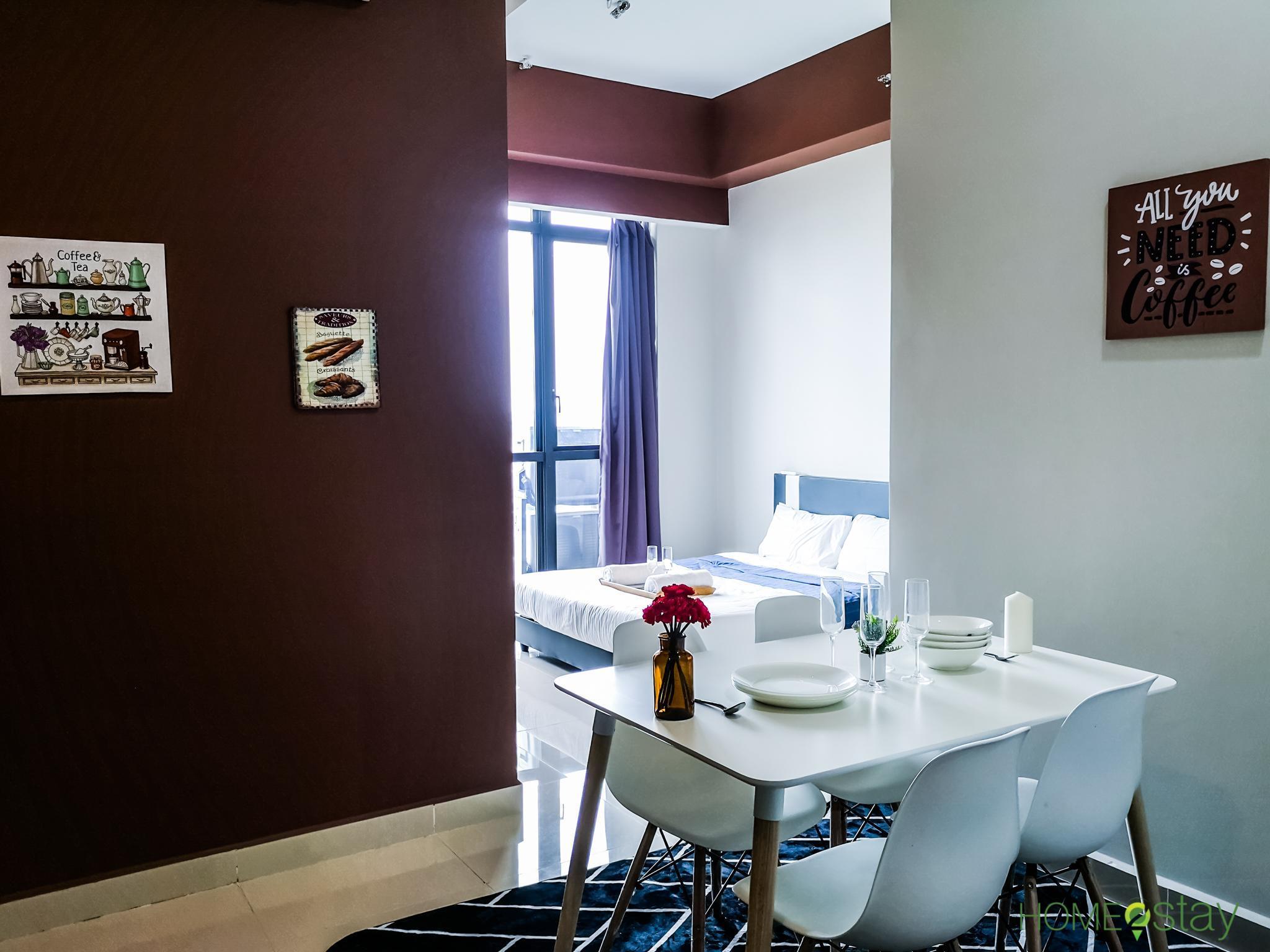 Third Avenue Cozy Studio With Elegant Environment