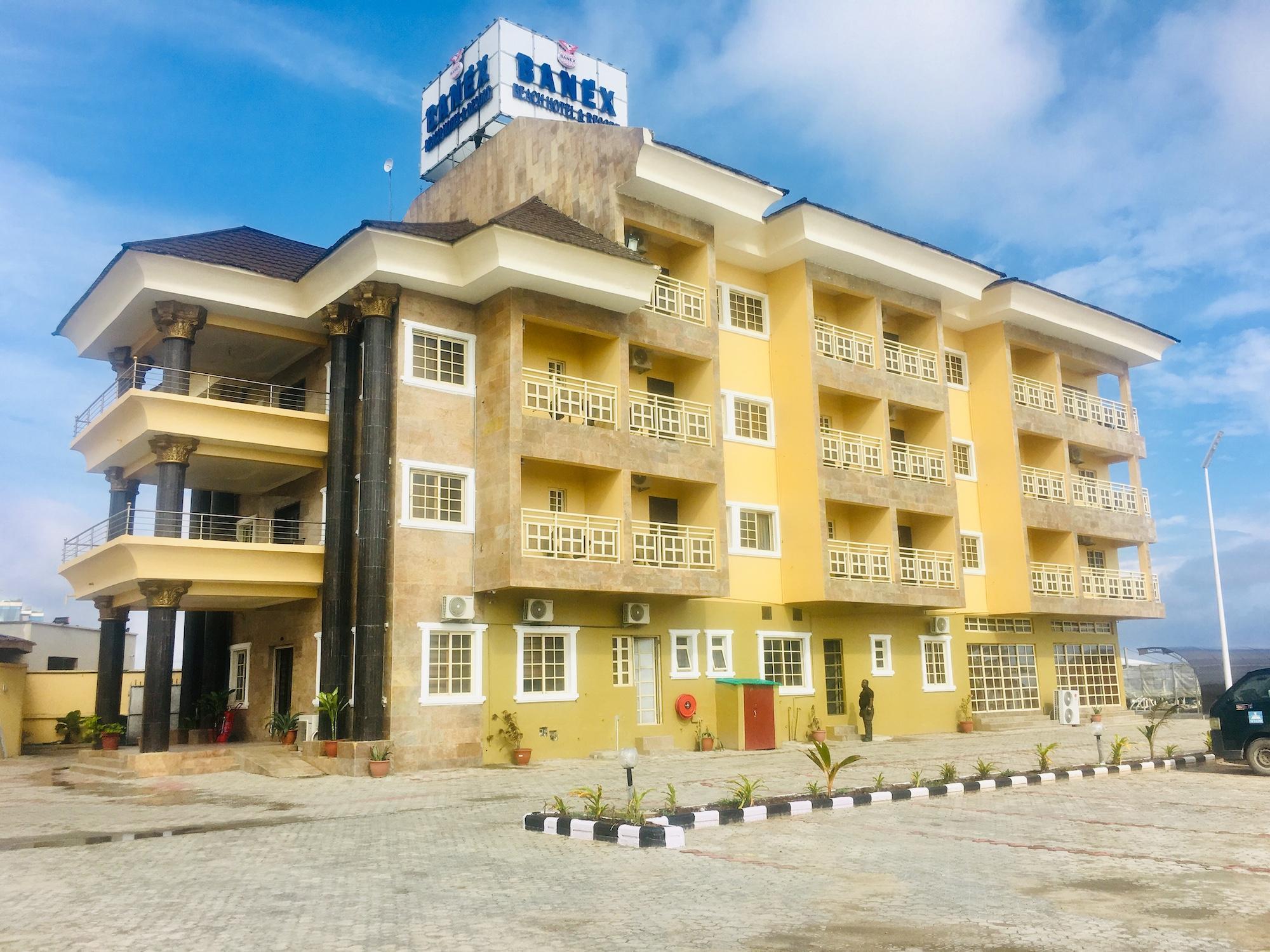 Banex Beach Hotel And Resort