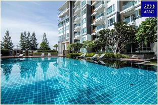[カオタキアブ]アパートメント(43m2)| 1ベッドルーム/1バスルーム 1 BR Condo For 4 Person |  Baan View Viman Huahin