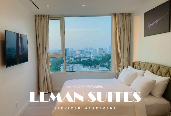Leman Suites, Spacious Apartment, free gym & pool Ho Chi Minh City