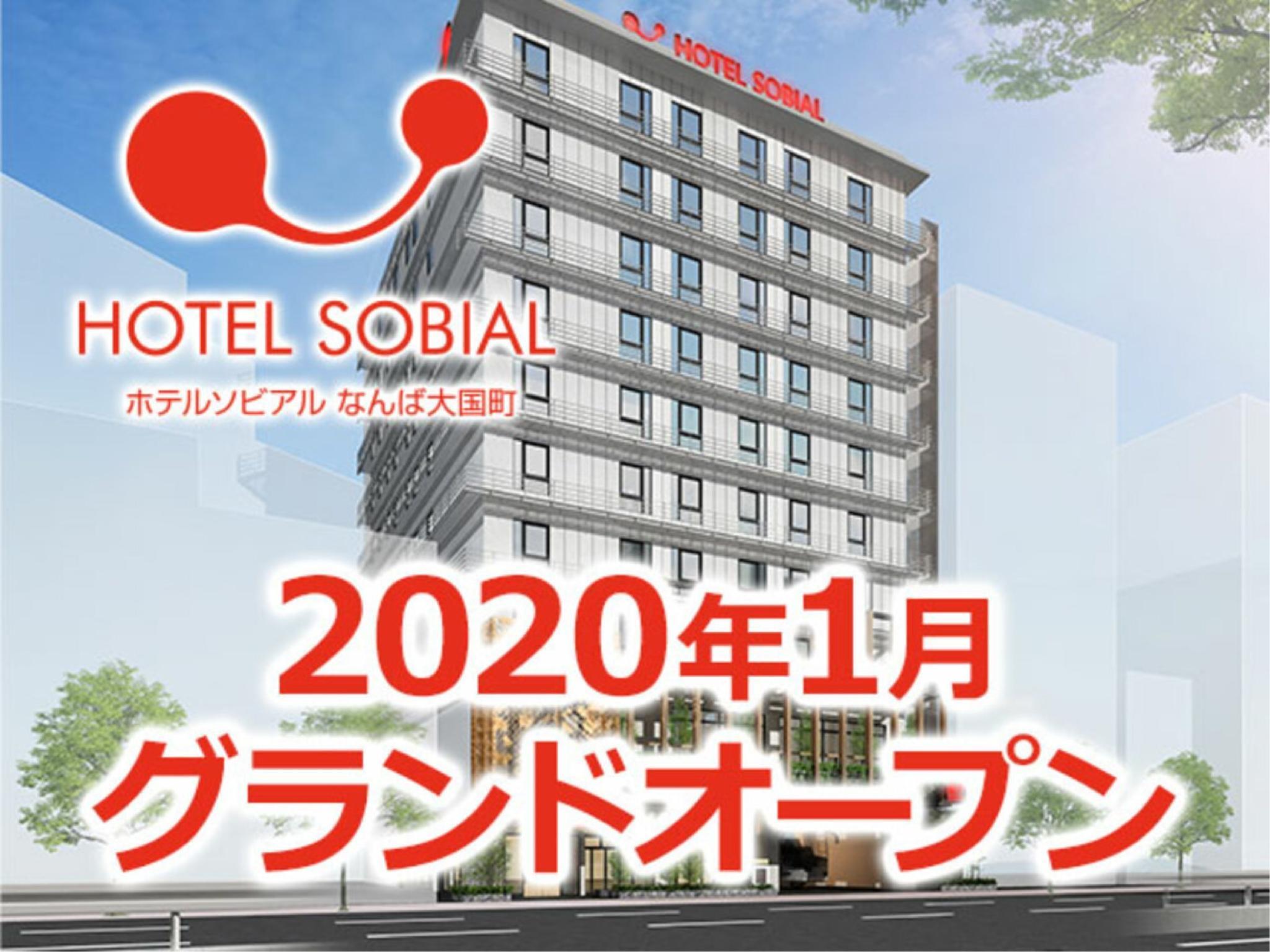 Hotel Sobial Namba Daikokucho