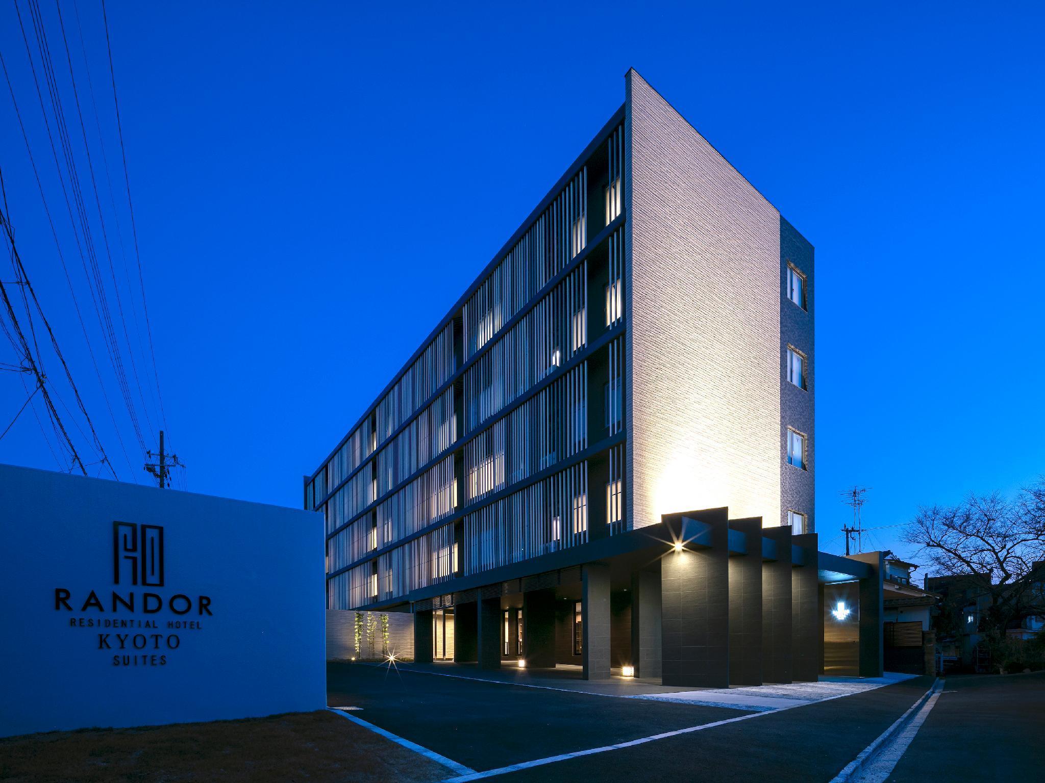 Randor Residential Hotel Kyoto Suites