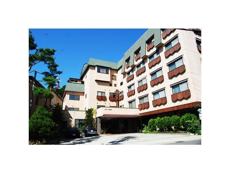 Hakuba Hotel Bergtour Marukita
