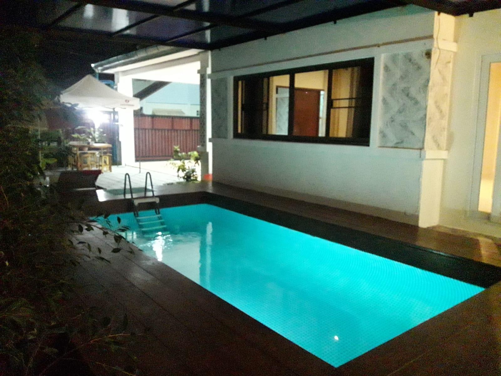 Baan samkong pool house บ้านเดี่ยว 3 ห้องนอน 3 ห้องน้ำส่วนตัว ขนาด 260 ตร.ม. – ตัวเมืองภูเก็ต