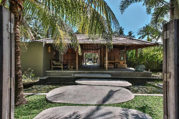 Slow Private Pool Villas Gili Air Lombok