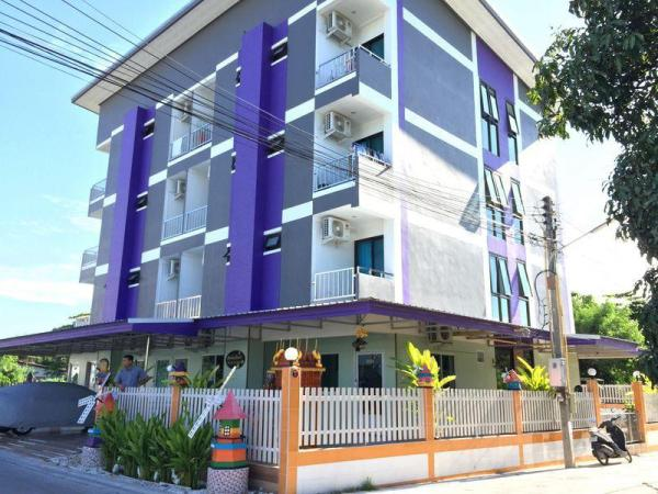 Piyatud Apartment Chonburi