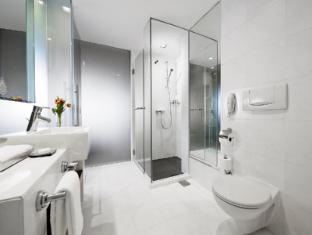 Marina Mandarin Singapore Hotel סינגפור - חדר אמבטיה