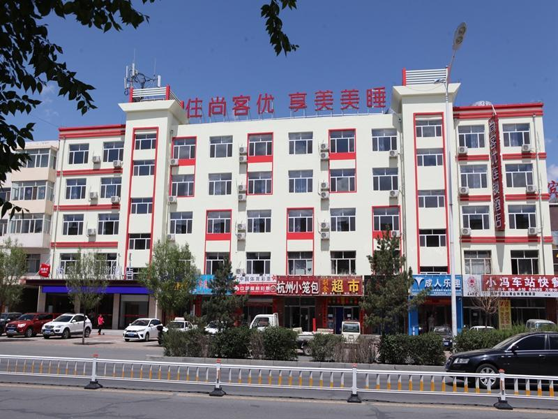 Thank Inn Hotel Inner Mongolia Chifeng Linxi County Bus Station