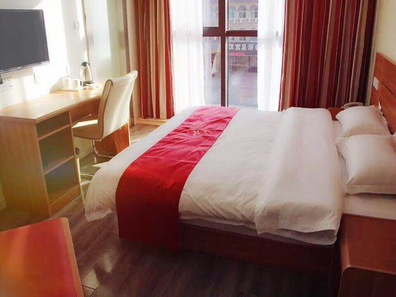 Thank Inn Hotel Jiangsu Changzhou Hengshanqiao East Bus Station