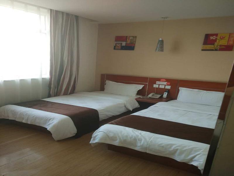 Thank Inn Hotel Hebei Langfang Gu'An Bus Station