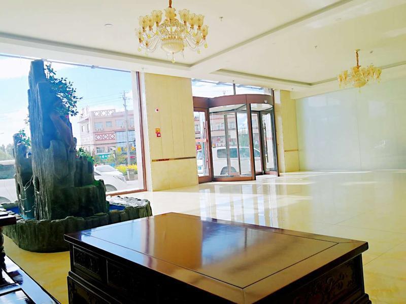 Thank Inn Hotel Hebei Zhangjiakou Wanquan County Kongjiazhuang Bus Station