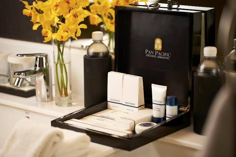 Premium Room Amenities
