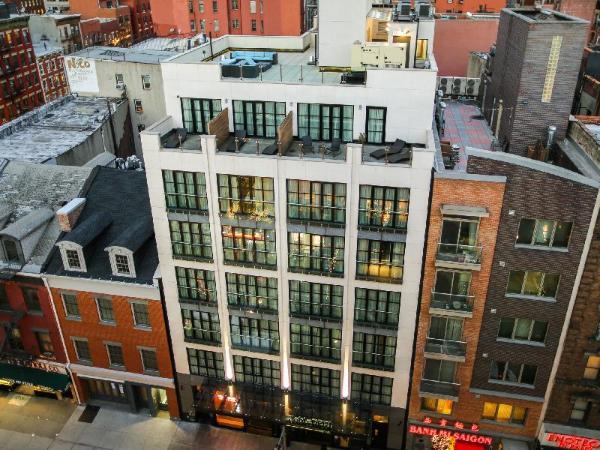 NobleDEN Hotel New York