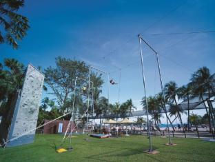 Shangri-La's Rasa Sentosa Resort & Spa Singapore - Flying Trapeze