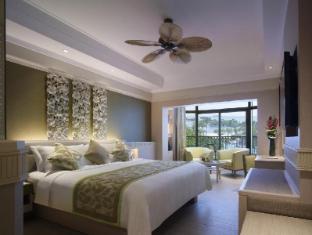 Shangri-La's Rasa Sentosa Resort & Spa Singapore - Deluxe Pool view Room