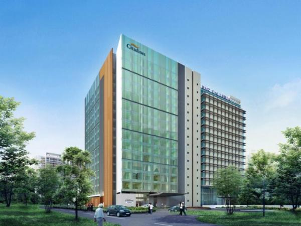 Somerset Galleria Hotel Bangalore Bangalore