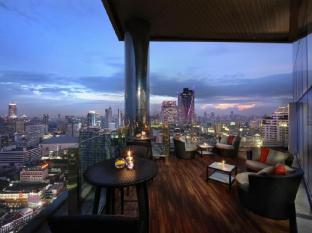 Amari Watergate Hotel Bangkok - Executive Lounge Balcony