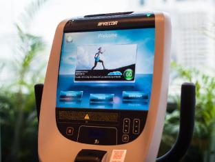 Amari Watergate Hotel Bangkok - Fitness Room