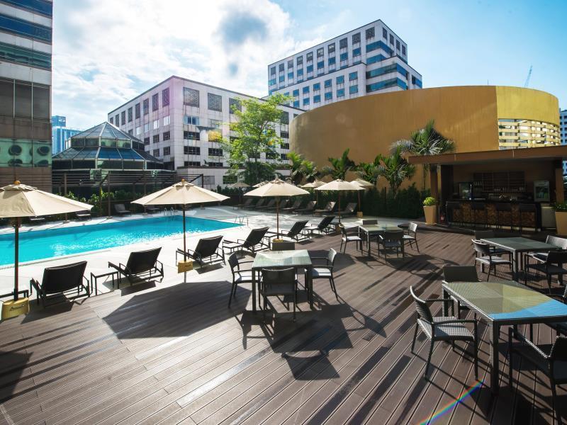 Holiday Inn Bangkok Silom ฮอลิเดย์อินน์สีลม กรุงเทพ