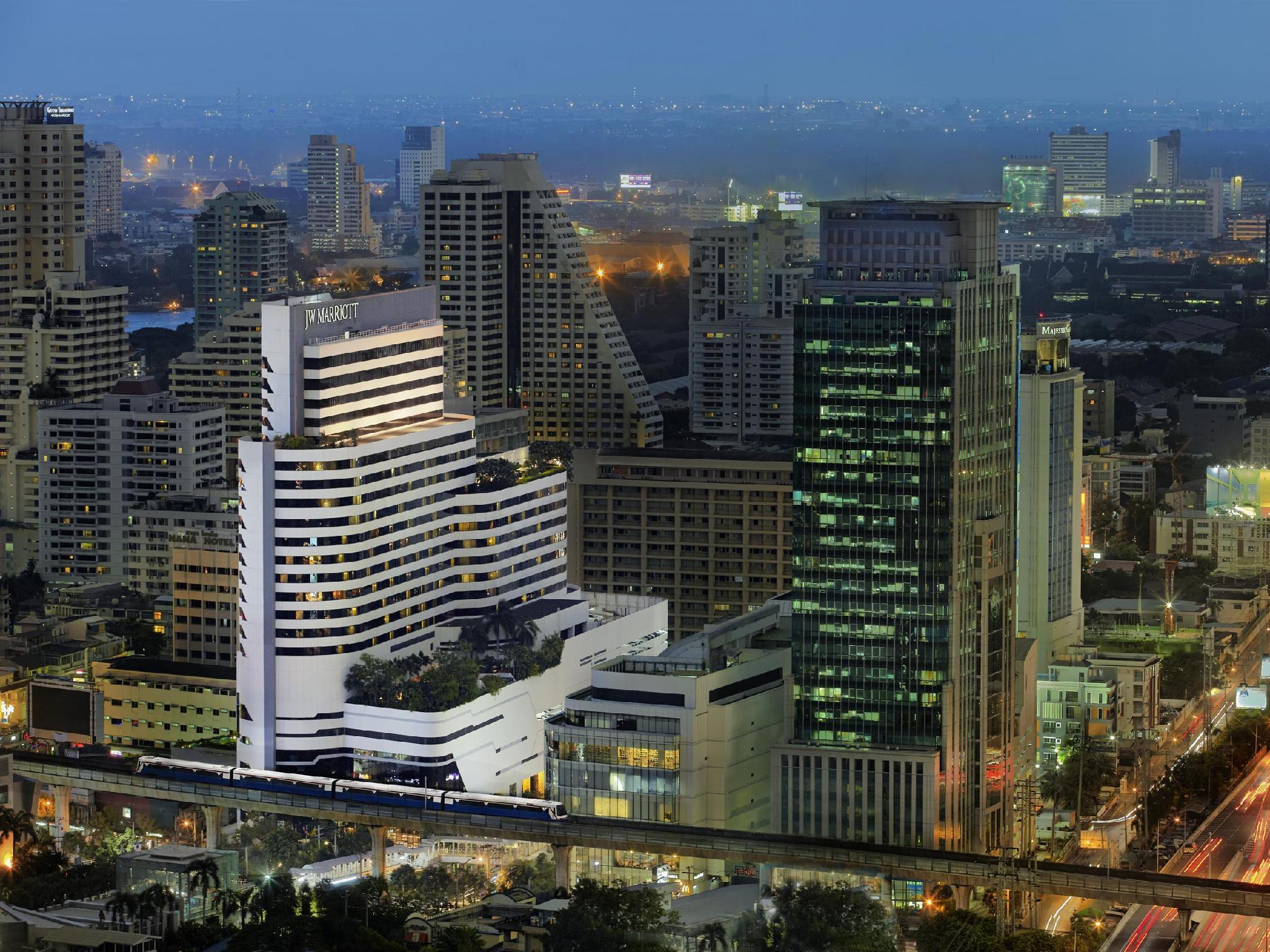 JW Marriott Hotel Bangkok - Bangkok