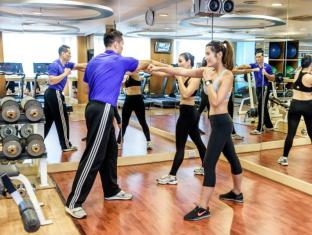 Novotel Bangkok On Siam Square Hotel Bangkok - In Balance Fitness Training Class