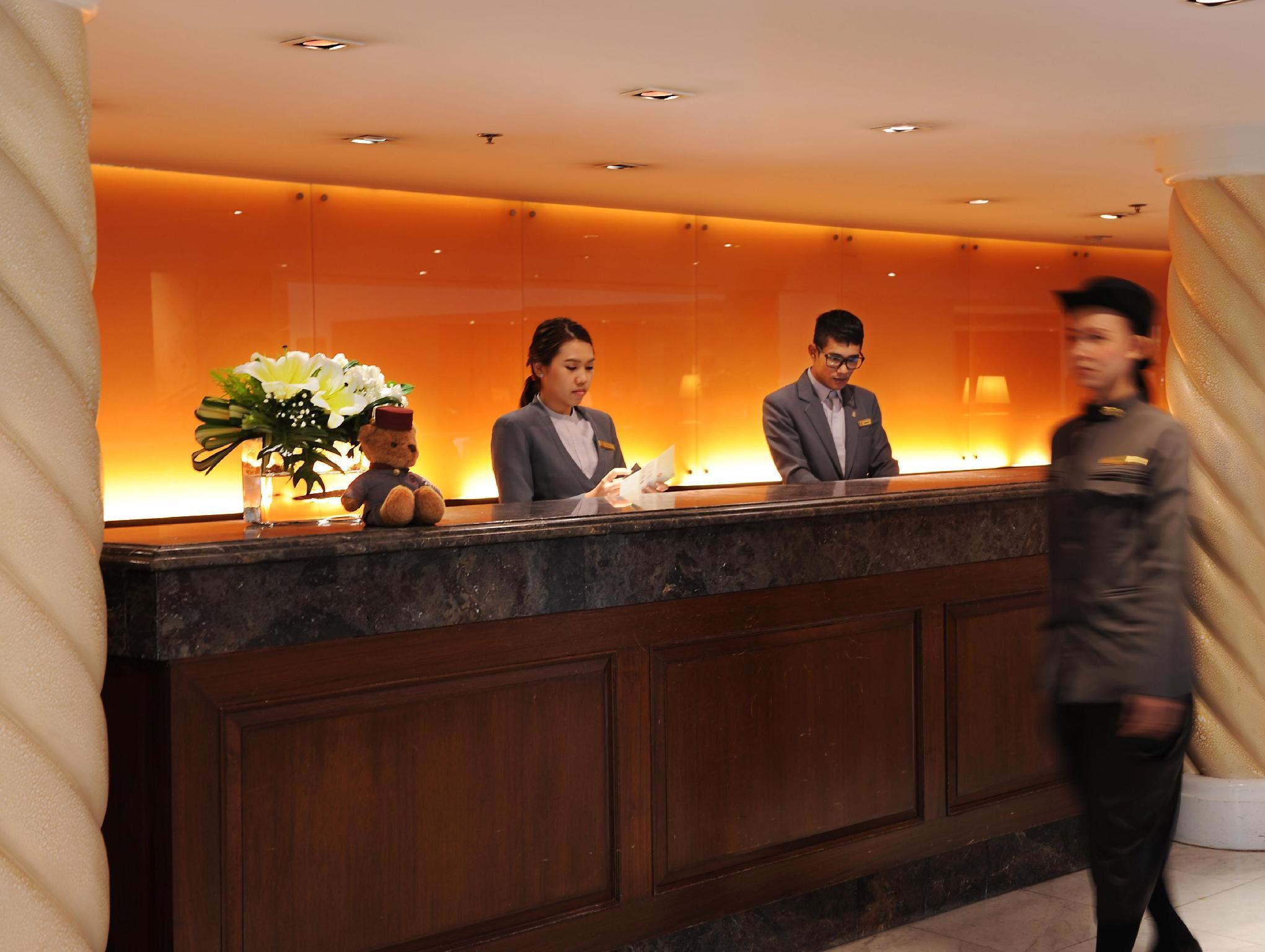 レンブラント ホテル4
