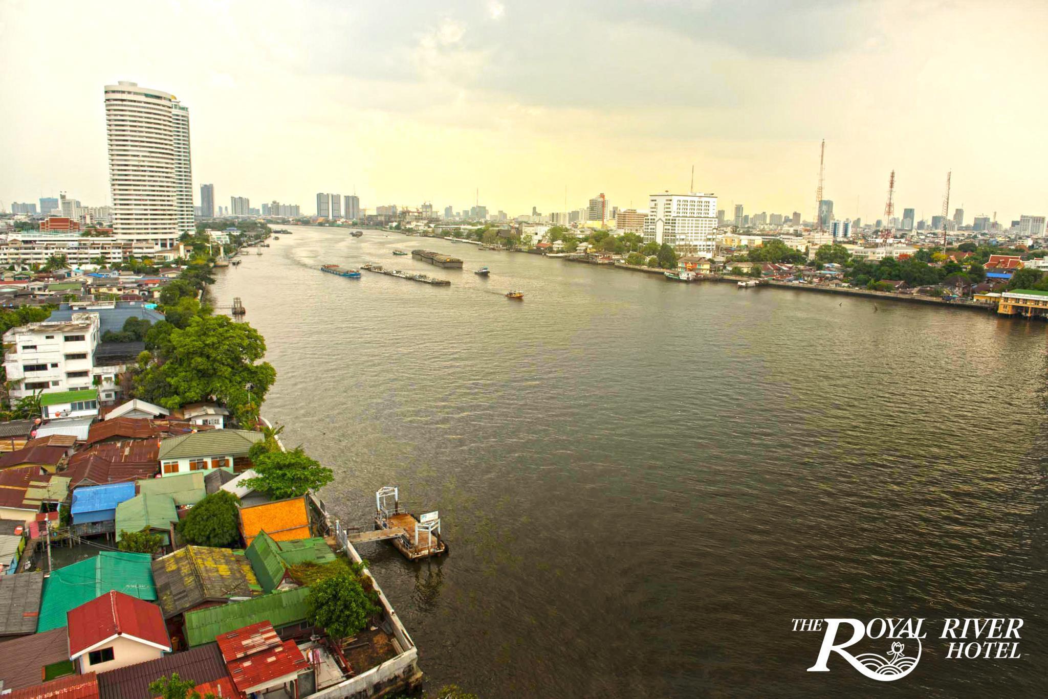 The Royal River Hotel โรงแรม เดอะ รอยัล ริเวอร์