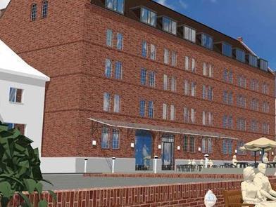 Clarion Hotel Hafenspeicher