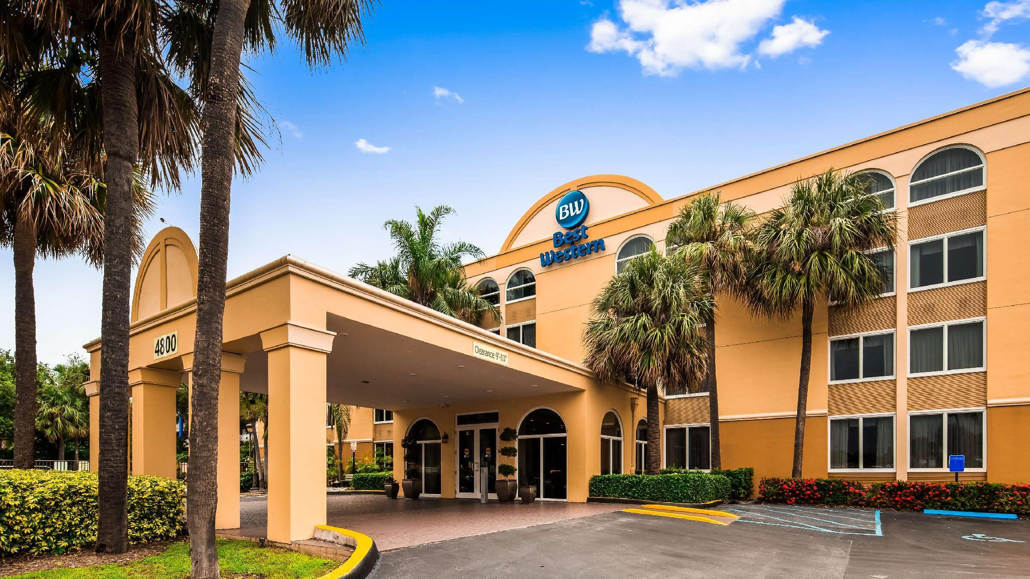 About Best Western Ft. Lauderdale I95 Inn