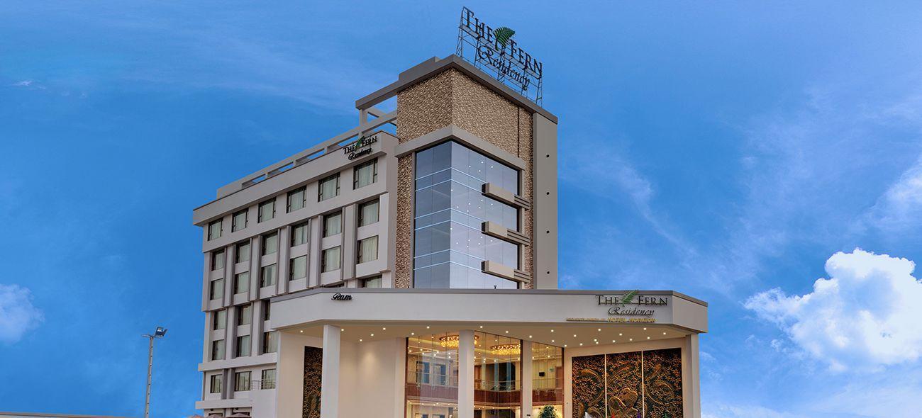 The Fern Residency Hotel
