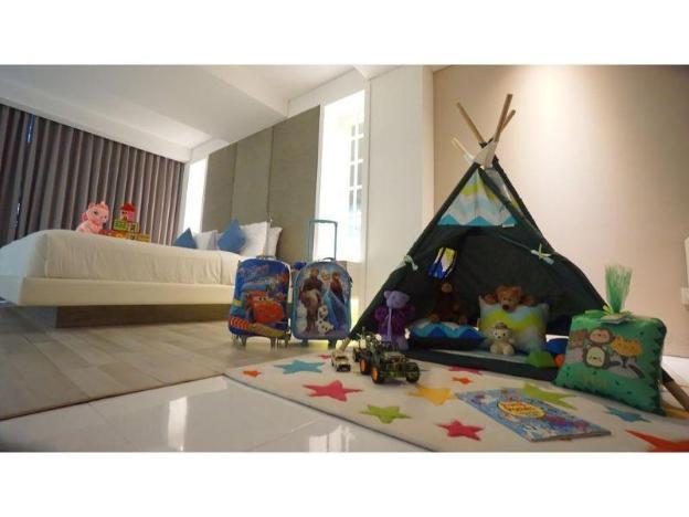 4BR Pool Villa with Free Children Activity