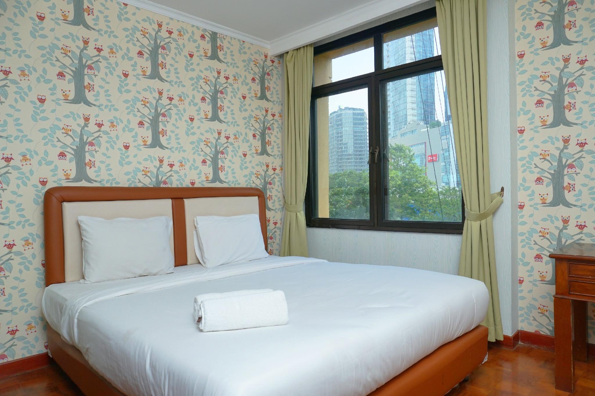Modern 2BR At Kusuma Chandra Apartment By Travelio