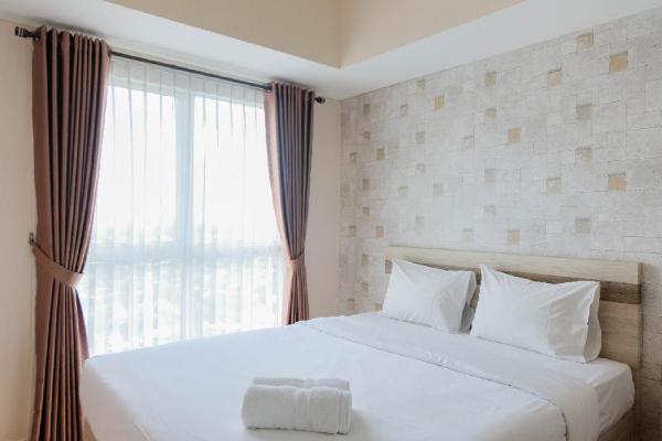 Comfy 1BR Apartment Casa De Parco By Travelio Tangerang